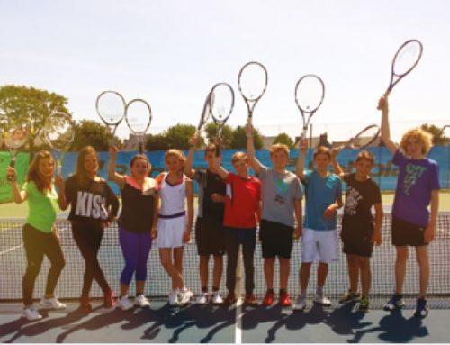 Ecole de Tennis : début des cours le lundi 9 septembre, il reste des places …