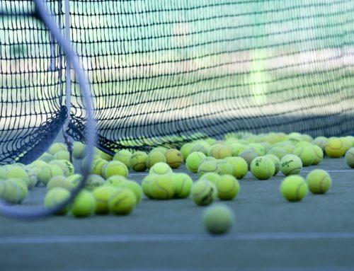 Stage de tennis pour les enfants